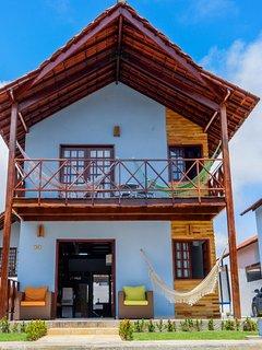 Casa na praia dos Carneiros