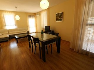 Two Bedroom Apartment with Balcony and Golf View