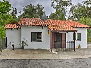 'Casa de la Vista' in Hacienda Heights w/Mtn Views