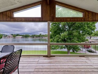 Snowbirds: Escape the Cold - Stay in this Waterfront Home on Lake LBJ with Dock,