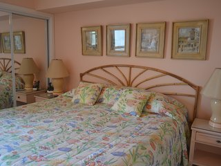 SeaSpray Perdido Key Condo #221 ~ 3 Bedroom Gulf Front
