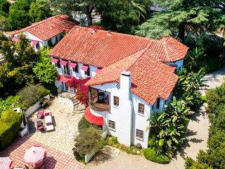 NEW! Ojai Spanish Villa w/ Pool, Patio & Saloon!
