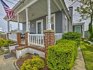 Wildwood Cottage - 2 Blocks to Beach & Boardwalk!