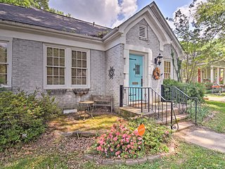 NEW! Jackson Home w/Backyard in Fondren District!