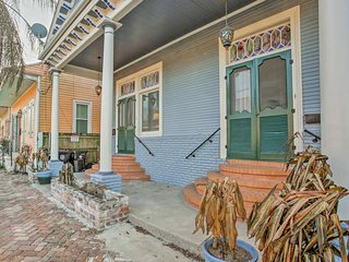 Charming NOLA Home w/Patio in Vibrant Bywater Dist.