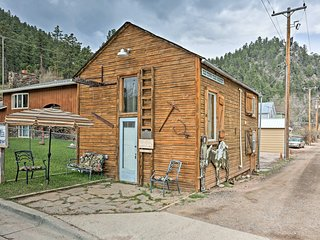 New Listing! 'Historic Ice House' in Keystone