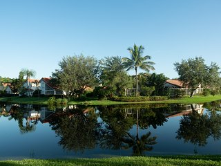 Lakefront Home in Naples World Tennis Club