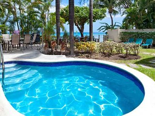 Villa Seawards  # Beach Front ^ Located in  Fabulous Saint James with Private Po