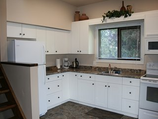 Kitchen with all amenities