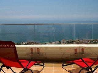 Sea Views Holiday House with Pool Torrox Canovas