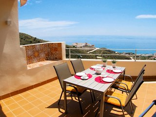 Sea Views Holiday House with Pool Torrox Canovas
