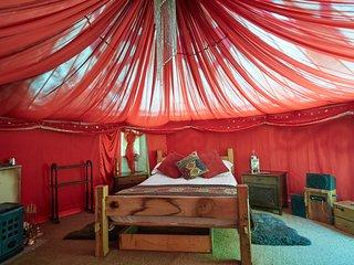 Plush Tent