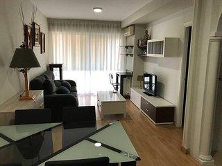 Apartamento de lujo con wifi y plaza de garaje