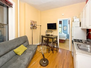 Cozy 2 BR on Greenwich Village