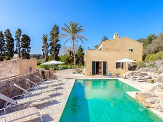 4 bedroom Villa in Cala San Vicente, Balearic Islands, Spain : ref 5400583