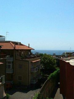 Vista panoramica da casa