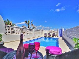 354- Spectacular views Townhouse near Playa La mata