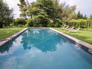 Casa de vacaciones en St-Rémy-de-Provence, piscina, animales permitido