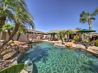 NEW! Surprise House w/Resort-Style Yard & Pool!