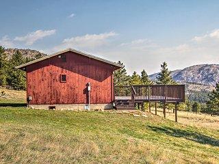 NEW! Handbuilt Drake Cabin 20 Mins from Estes Park