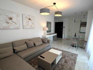 Eccellente nuovo appartamento con un interno moderno.