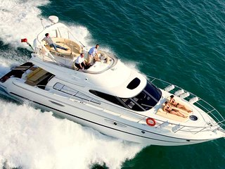 RENT LUXURY YACHT FOR HOURS (San Sebastian / Biarritz)