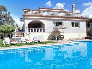 6 bedroom Villa in Lloret de Mar, Catalonia, Spain : ref 5345684