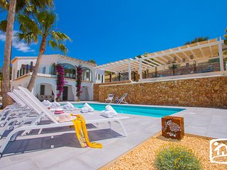 5 bedroom Villa in Benissa, Valencia, Spain : ref 5401555
