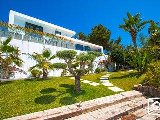 3 bedroom Villa in Moraira, Valencia, Spain : ref 5401578