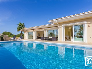 3 bedroom Villa in Benissa, Valencia, Spain : ref 5401571