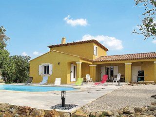 3 bedroom Villa in Lorgues, Provence-Alpes-Côte d'Azur, France : ref 5437096