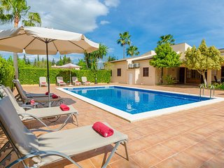 4 bedroom Villa in Inca, Balearic Islands, Spain : ref 5505098