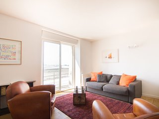 3 bedroom Apartment in St-Malo, Brittany, France : ref 5034534