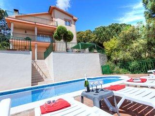 4 bedroom Villa in Sant Eloi, Catalonia, Spain : ref 5698277