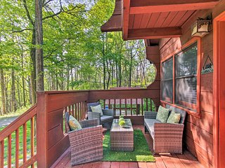 NEW! Gatlinburg Cabin w/ Private Hot Tub, Firepit!