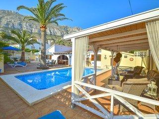 3 bedroom Villa in Denia, Valencia, Spain : ref 5058793