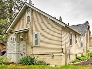 NEW! Charming Spokane Home - 10 Mins to Downtown!