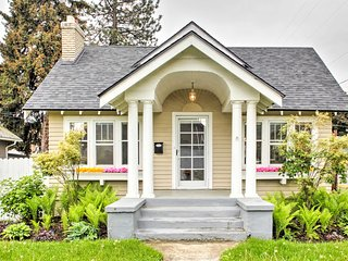 NEW! Charming Spokane Home - 10 Mins to Downtown!