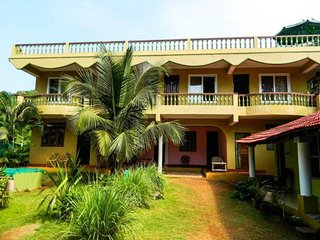 Agonda Holiday Homes (Bedroom 9)