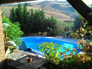 Countryhouse swimming pool