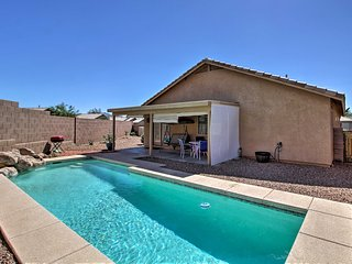NEW! 'Casa Linda' Tucson Home w/ Pool & Mtn Views!