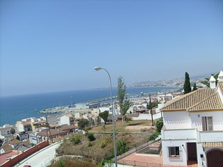 Southern Spain. 200m from the Mediterranean Sea and with stunning views