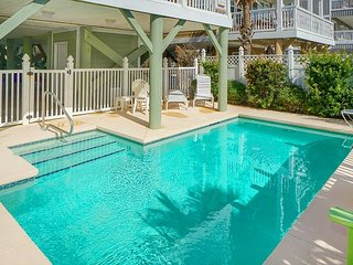 ** ALL-INCLUSIVE RATES ** Endless Summer - Oceanfront & Pet Friendly
