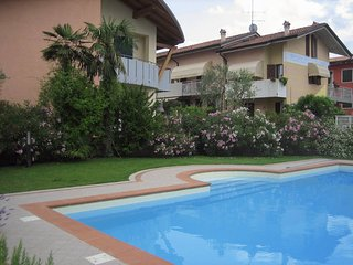 2 bedroom Apartment in Lazise, Veneto, Italy : ref 5438688