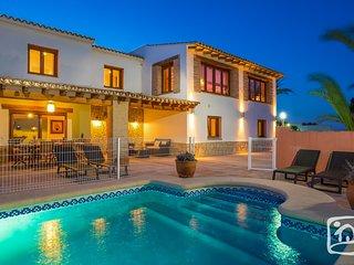 5 bedroom Villa in Paratella, Valencia, Spain : ref 5401529