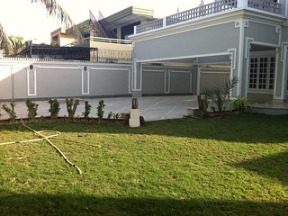 Entire furnished house in DHA on short term rent; Peal Lodge (By Bawany Group)