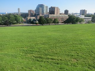 Panoramic View of Citadel Hill