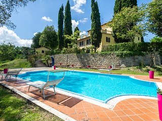 13 bedroom Chateau in Radicofani, Tuscany, Italy : ref 5605377