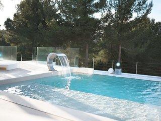 4 bedroom Villa in San Jose, Balearic Islands, Spain : ref 5251957