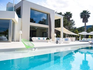 4 bedroom Villa in San Jose, Balearic Islands, Spain : ref 5251957